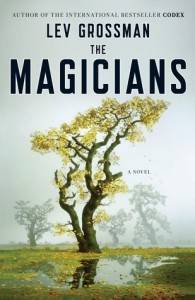 The Magicians by Lev Grossman cover