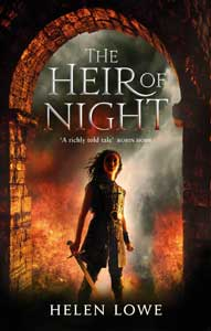 Heir of Night's cover