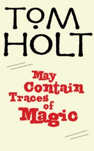 May Contain Traces of Magic cover
