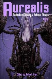 Aurealis #54 cover