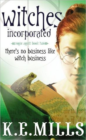 Witches Incorporated cover