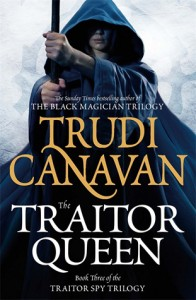 The Traitor Queen cover