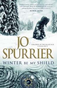 Winter Be My Shield cover